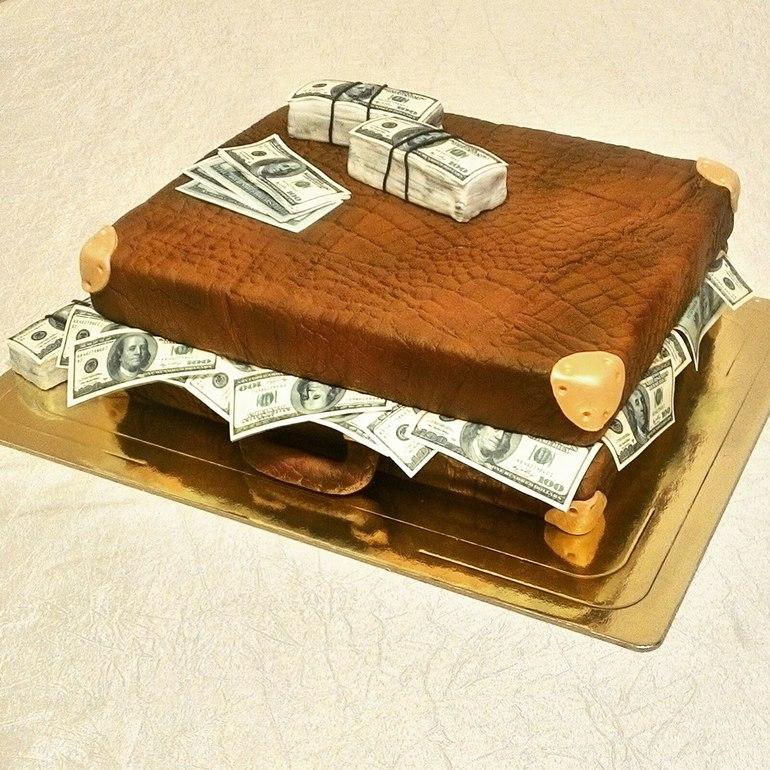 Нежный торт с днем рождения картинки дело