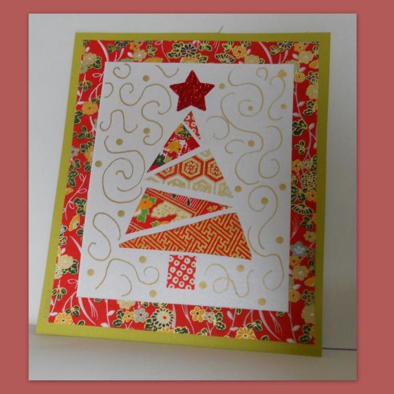 Сделать картинка, открытка для бабушки и дедушки своими руками на новый год