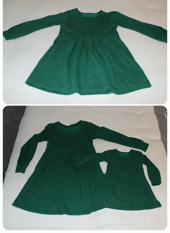 Выкройка платья из кулирки