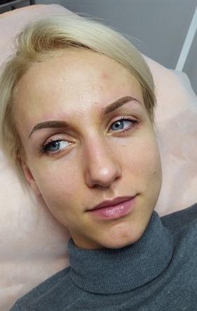 Перманентный макияж микроблейдинг всего от 30 руб. в студии Арт-татуаж
