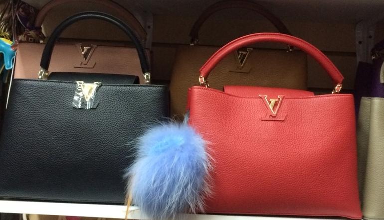 Брендовые сумки Как отличить оригинал от подделки?