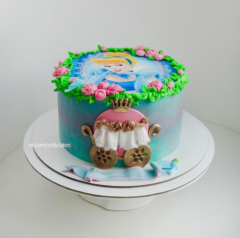 торт золушка рецепт с фото