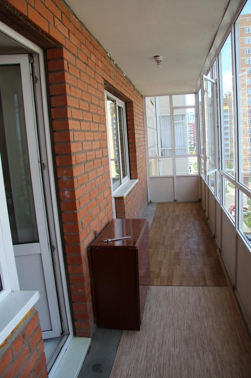 Внутренняя отделка балкона. Часть 1 - материал стен (панели .