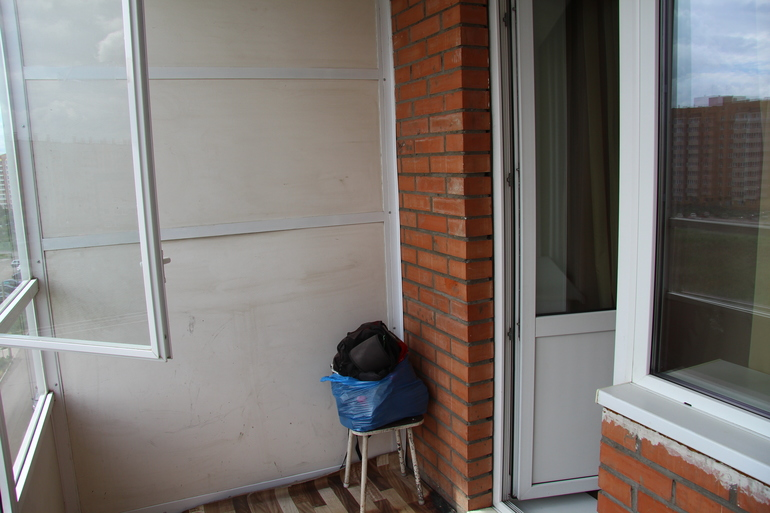 Внутренняя отделка балкона. Часть 2 - освещение - запись пол.