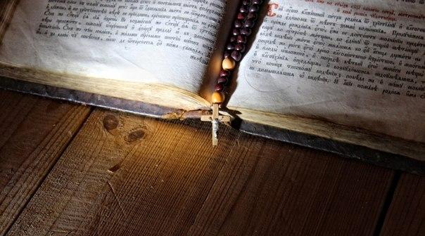 Неусыпаемая псалтирь в обителях непрестанно читают псалтирь (неусы.
