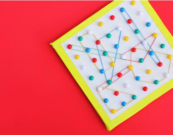 Как сделать геометрик своими руками 114