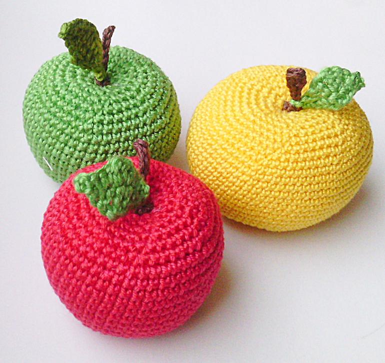 картинки фрукты и овощи вязаные крючком талисман для
