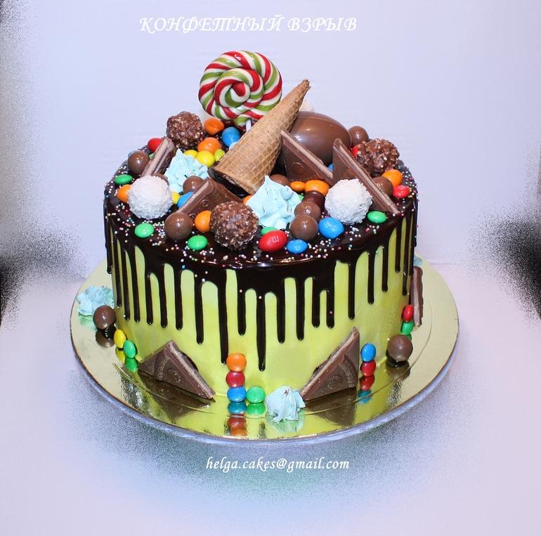 Украшение тортов на 5 лет мальчику 6