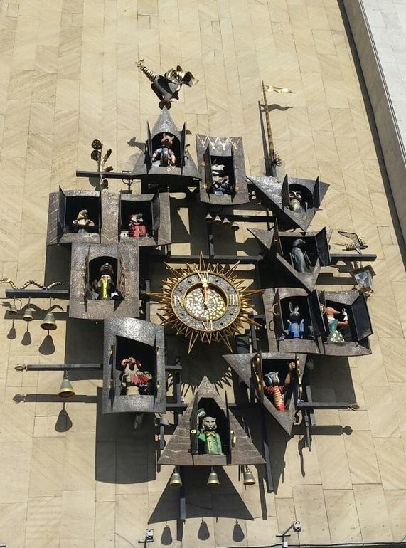 калитку театр образцова фото часов отметить
