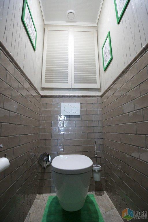 фото в туалете обои