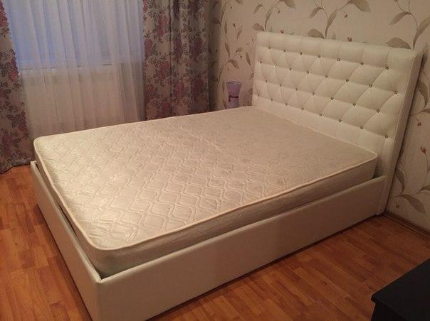 Купить кровать с матрасом пермь