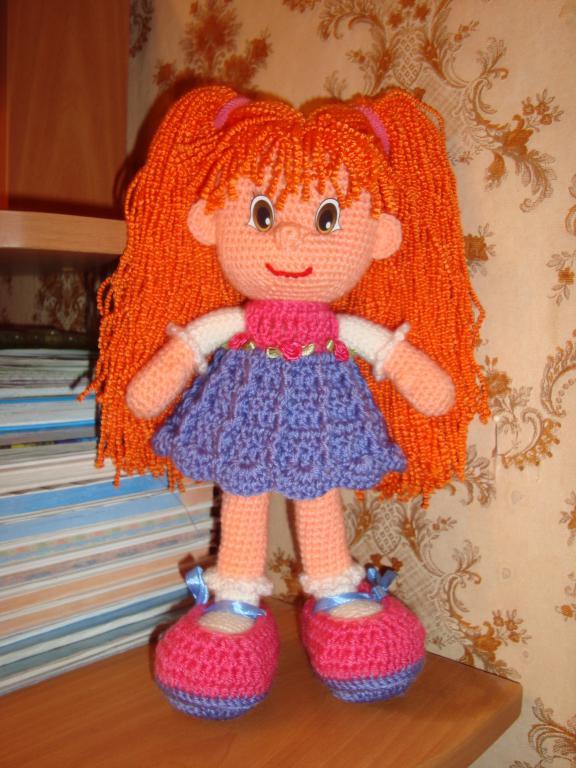 куклы вязаные своими руками летние модели каталог статей