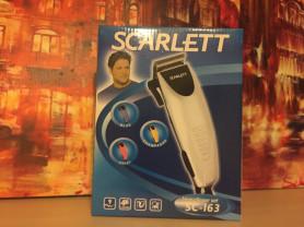 новая машинка для стрижки волос Scarlett