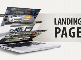 Создание landing page, продающей страницы