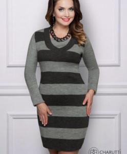 Платье Идеальная картинка (вязаное)