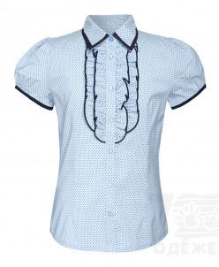 Блузка для девочки короткий рукав