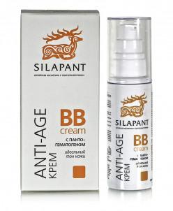 "BB крем для лица Anti-age ""SILAPANT"", 50 мл"