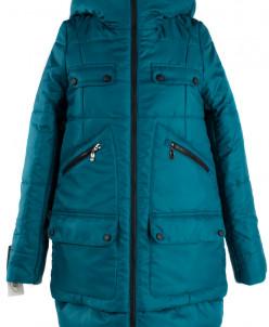 05-1257 Куртка зимняя Scandinavia (Синтепон 300) Плащевка Из
