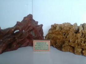 Декоративные камни для аквариума или террариума
