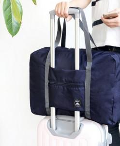 Складная сумка для путешествий Синяя
