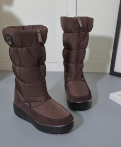 Дутики King Boots KB581BR Braun Коричневый