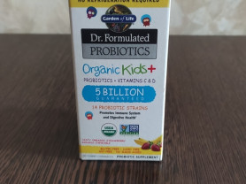 Organic Kids + со вкусом арбуза