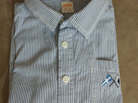 Рубашка с длинным рукавом Gymboree