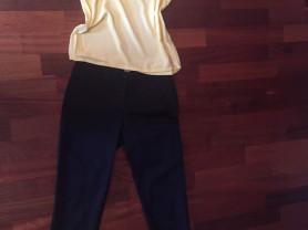 комплект брюки и блузка