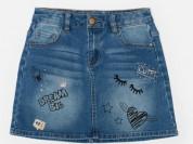 Acoola новая джинсовая