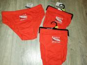 Трусы - плавки новые на 10-12лет.. Цвет оранжевый.