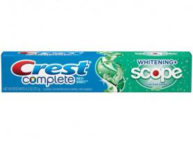 Отбеливающая зубная паста Crest (175гр)