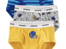 Трусы 3 шт Carter's(США) для мальчика