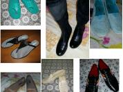 Женская обувь 40-41 .разные сезоны .
