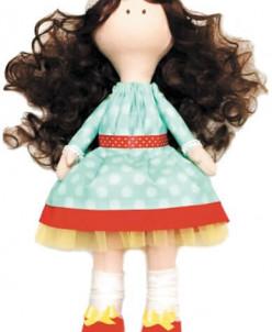 Принцесса Космея - текстильная игрушка