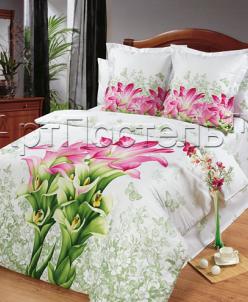 Комплекты постельного белья - сатин купонный