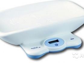 Детские электронные весы Tefal