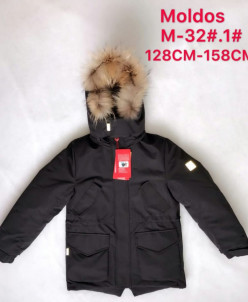 Зимняя куртка д\м
