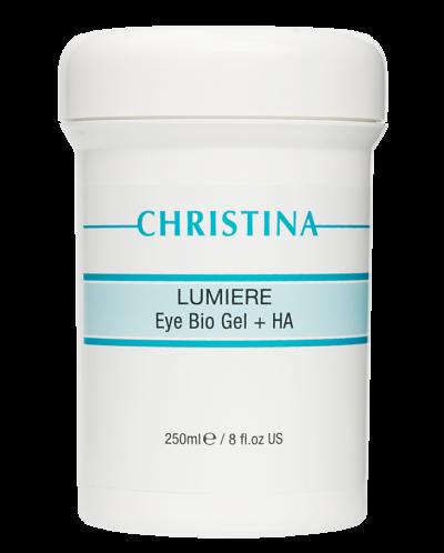 Био-гель для кожи вокруг глаз с гиалуроновой кислотой 250мл