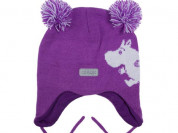 Шапка Moomin фиолетовая