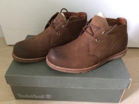 Ботинки  Timberland  р. 7 (EU40)