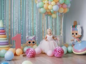 Годовасие для малышей. Фотосессия на 1 годик.