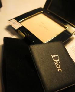 Dior пудра компактная 601