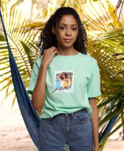 футболка женская артикул 1489-17