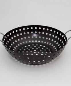 2204 GIPFEL Сковорода-вок AKRI антипригарная для приготовлен