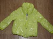 Куртка демисезон (США) рост 110 см