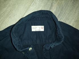 Отдам рубашку 158-164 Zara, в отличном состоянии..