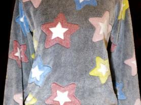 Махровый пуловер размер xs-m
