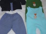 Пакетик вещей для малыша от 3-12 мес
