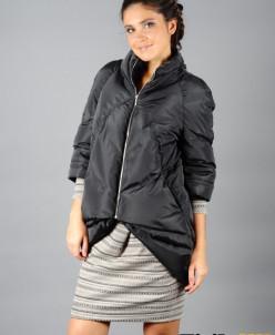 Куртка серая (пуховик)