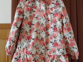 Демисезонное пальто-удлиненная куртка Kerry р 134